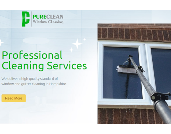 PureClean Window Cleaning