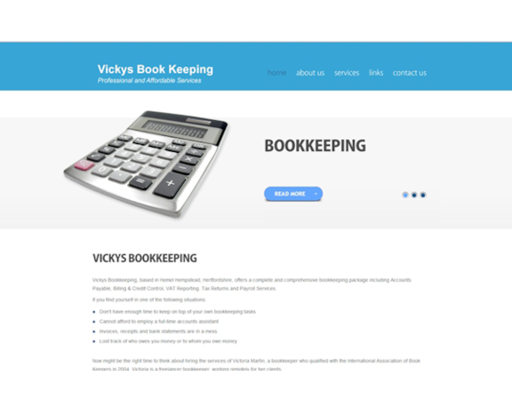 Vicky's Bookkeeping